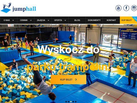 Park trampolin Jump Hall