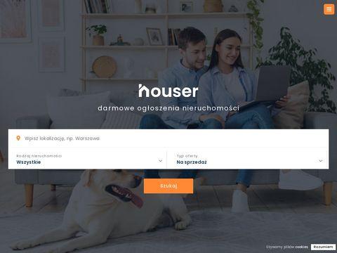 Portal nieruchomości online