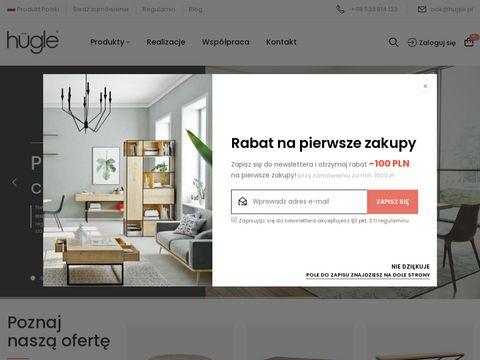 Hugle.pl - meble dla firm