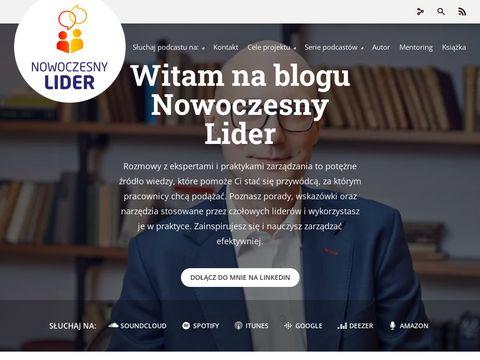 Nowoczesny Lider - blog i podcast