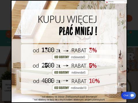 Meblewrobel.pl sklep - dla dzieci