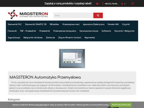 Magsteron automatyka przemysłowa