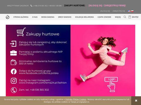 Lema24.pl - odzież damska xxl