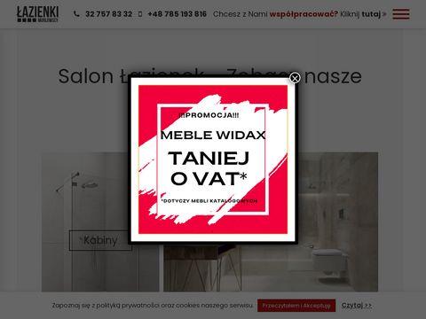 Meble łazienkowe - lazienkimurlowscy.pl