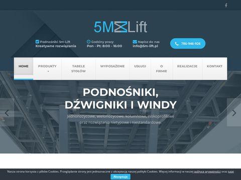5m-lift.pl - produkty dopasowane