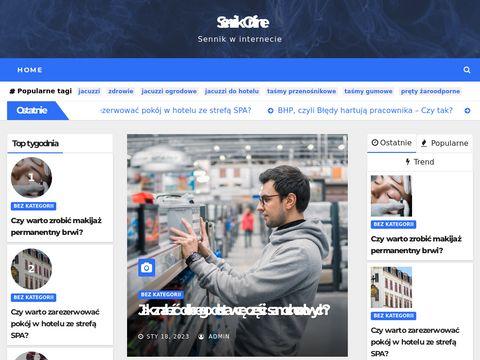 Blog online firmy i usługi
