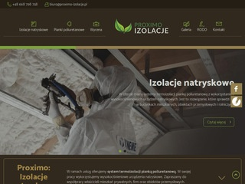 Proximo-izolacje.pl