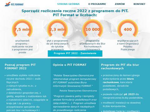 Pit-biuro.pl - pity dla biur rachunkowych