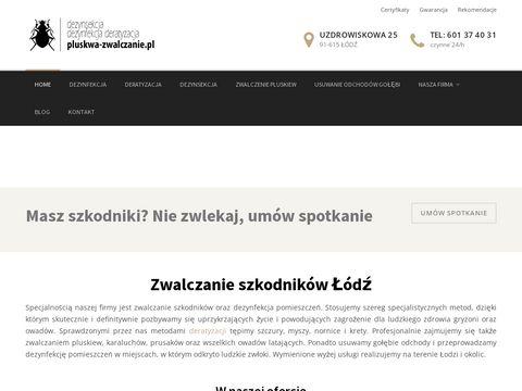 Dezynfekcja - pluskwa-zwalczanie.pl
