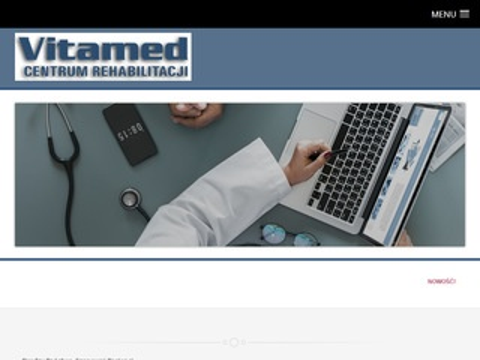 Vitamed - gabinet rehabilitacji