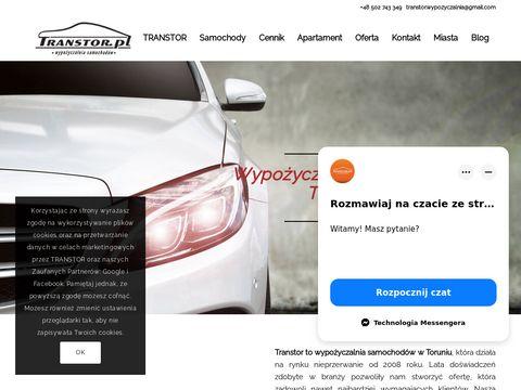 Tania wypożyczalnia samochodów Toruń