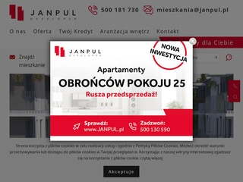 Janpul - deweloper Warszawa
