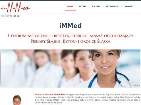 Immed - dietetyk Piekary