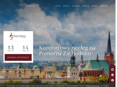 Hotel konferencyjny Szczecin - Dobosz