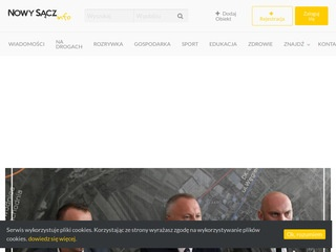 Portal Nowy Sącz Info
