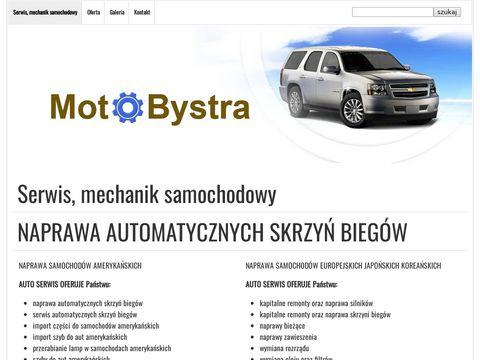 Motobystra.pl - auto serwis