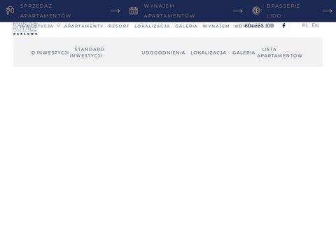 Sprzedaż apartamentów nad morzem