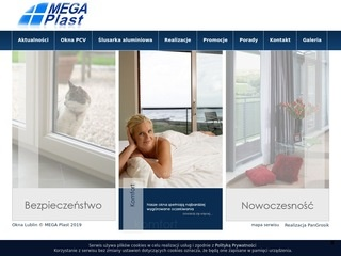 Megaplast.pl - drzwi aluminiowe Lublin