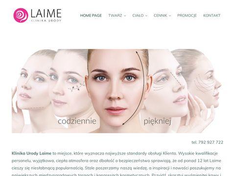 Salon kosmetyczny Laime