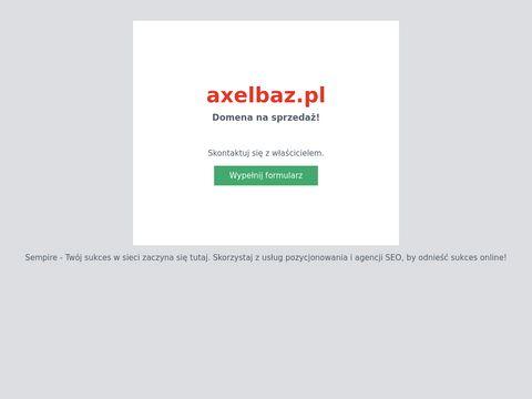 Axelbaz transport ponadgabarytowy
