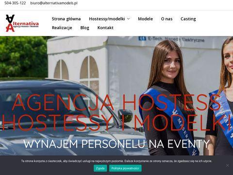 Agencja hostess Alternativa Warszawa