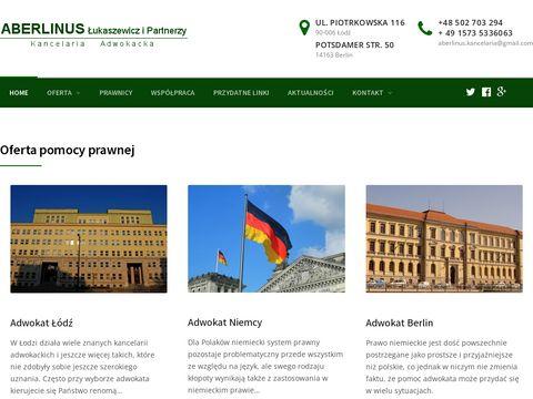 Adwokat Berlin - aberlinus.eu