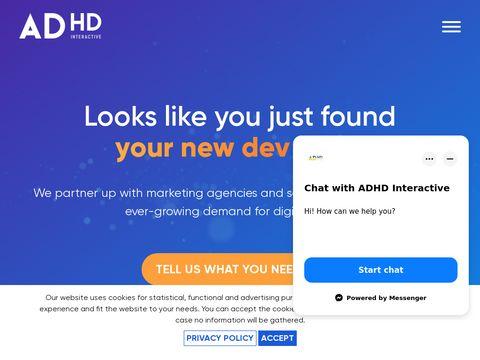Agencja Interaktywna Adhd Interactive