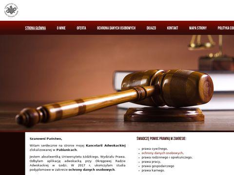 Kancelaria prawna Anny Żak