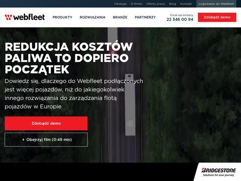 Zarządzanie flotą firmową - finder.pl