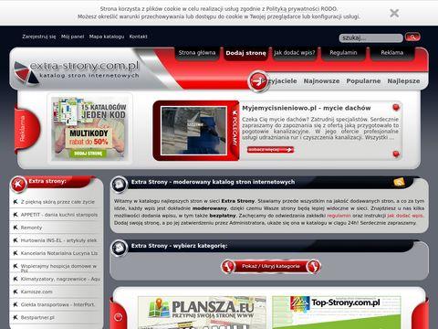 Extra-strony.com.pl reklama dla ciebie