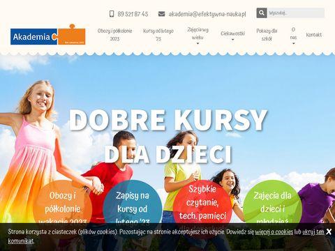 Akademia Nauki - Olsztyn dla dzieci