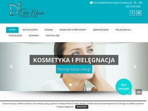 Studio Urody Efekt Motyla Kraków