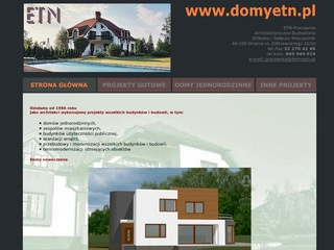 Projekty domów Ruda Śląska