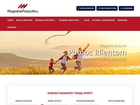 Wygodnepozyczki.pl prywatne
