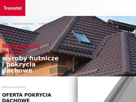 Blachy dachowe Tarnów, Dębica