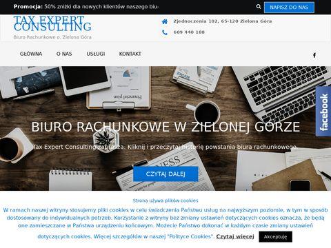 Biuro rachunkowe Tax Expert Consulting