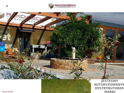 Rakowiecki.com.pl - kostka brukowa Łódź