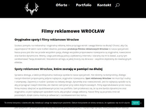 Filmowanie dronem we Wrocławiu