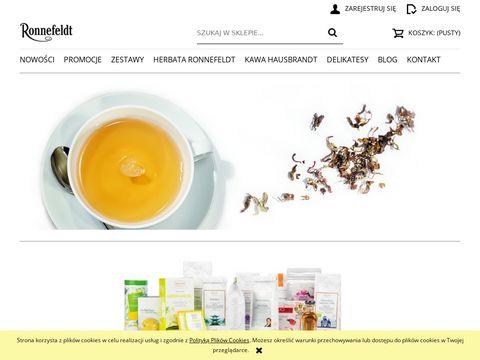 Ronnefeldt-sklep.pl - herbata earl grey