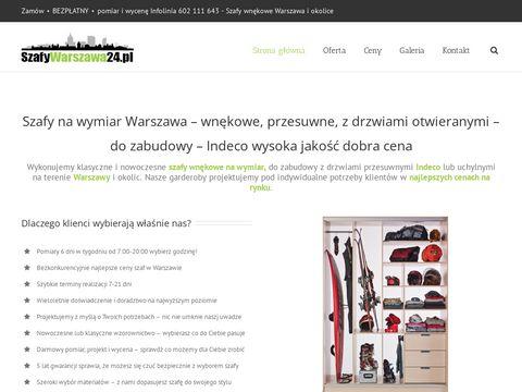 Szafy Warszawa 24