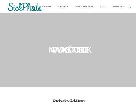 Fotobudka Opole, Tarnów - sickphoto.pl