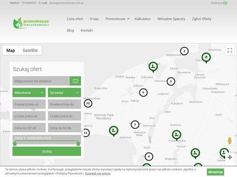 Nieruchomości Wolin - promohouse.com.pl