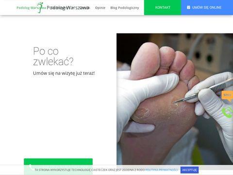Podolog Warszawa