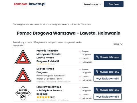 Pomoc drogowa Graczkowski