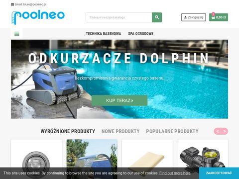 Poolneo.pl - spełnij marzenie o basenie