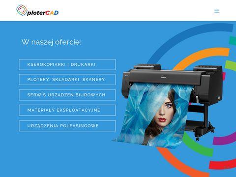 PloterCad serwis xero Śląsk