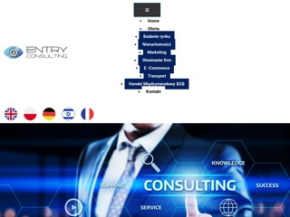 Konsulting w Niemczech - EntryConsulting