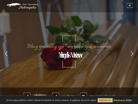 Zakład Pogrzebowy Nekropolis