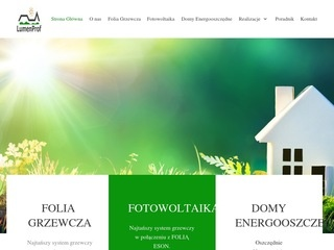 Fotowoltaika - lumenprof.pl