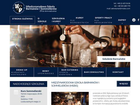 Ogólnopolska szkoła barmanów